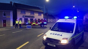 The crash happened on the Listowel side of Loughill village