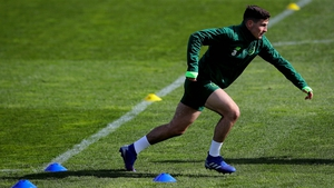 Josh Cullen says the Republic of Ireland squad have made him feel right at home