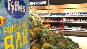 Fyffes is responsible for the shipment of over 100 million boxes of bananas, pineapples and melons each year