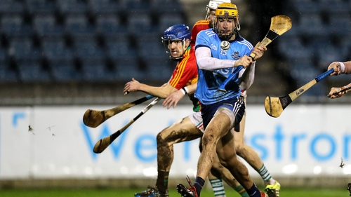 Eamon Dillon was on target when Dublin and Carlow met in January