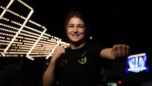 Katie Taylor is ready to shine under the bright lights in Madison Square Garden