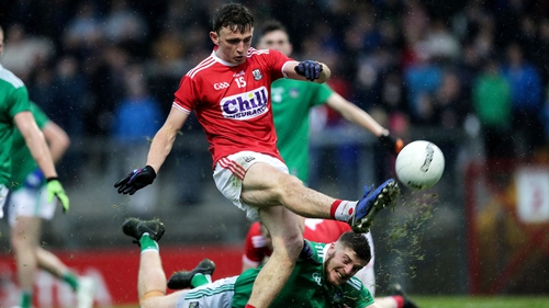 Limerick could barely land a glove on the home side