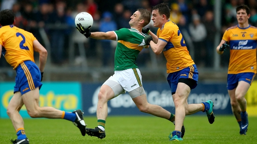 Kerry's win was never in doubt but the performance was a flat one
