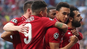 Alexander-Arnold tasted victory after the defeat of 12 months ago