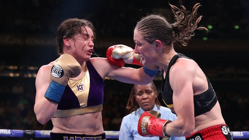 Kenneth Egan believes Katie Taylor's team will not welcome a rematch