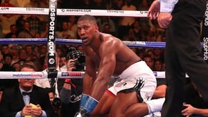 """Anthony Joshua: """"Andy Ruiz is good but I don't think he should beat me twice."""""""