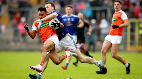Armagh and Cavan will meet again next weekend
