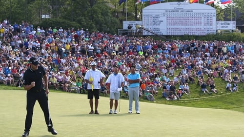 PGA Tour performs major U-turn on spectators