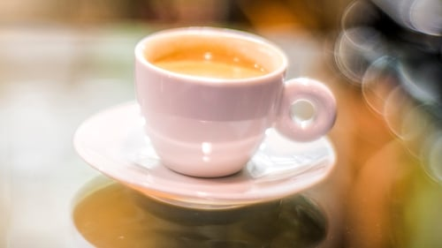 Perk up, that 25th cup of coffee won't harm your heart