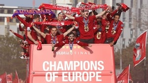 Liverpool will play in the competition after winning the Champions League