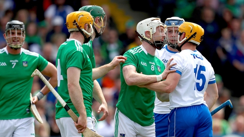 Getting pushed around: It has been a tough summer for Waterford so far
