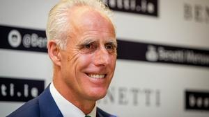 Mick McCarthy believes that he has plenty of strike power on the flight to Denmark