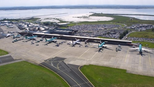 The Airbus A330 flight from Frankfurt to Cancun diverted to Shannon in February this year
