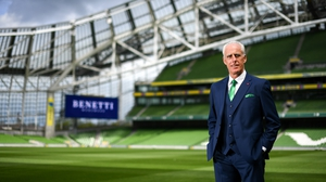 Mick McCarthy wants his side to play like they are at home