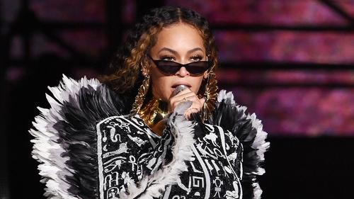 Beyoncé - Voices Simba's friend Nala in The Lion King