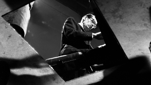 All angles covered: Bill Evans (pic Jean-Pierre Leloir)