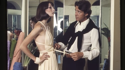 Against the bias: Roy Halston Frowick, in time he would be simply Halston, was adored for his way with Chinese silk