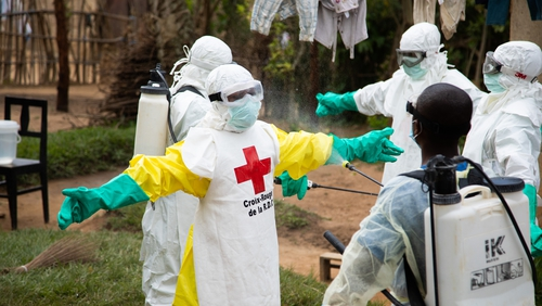 1,346 people have been killed by Ebola in the DRC since the outbreak was detected in August last year