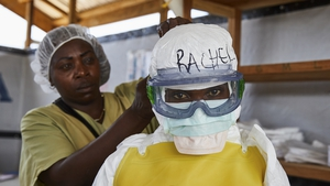 The current Ebola crisis has recorded more than 2,000 cases, two-thirds of them deadly