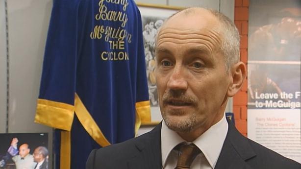 Barry McGuigan (2009)