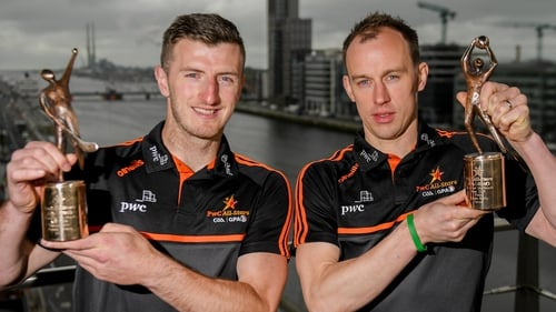 Patrick Horgan and Martin Reilly