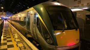 The Programme for Government committed to 'an independent costing and review' of the potential expansion of the rail line