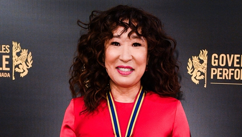 """Sandra Oh: """"But to catch myself in a moment where I'm not (doubting myself) is still really difficult."""""""