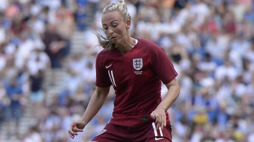 Toni Duggan, England forward