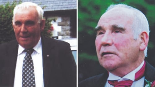 Daniel McDaid and Francis McDaid died when their fishing boat sunk