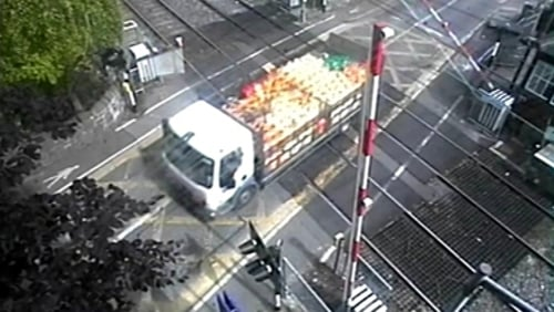 The majority of incidents involved closing barriers being struck by vehicleswhich continued on