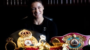 Katie Taylor is expected to fight Amanda Serrano next