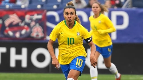 Brazil announces equal pay for national football teams