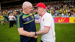 Donegal re-acquaint themselves with Tyrone on Saturday evening