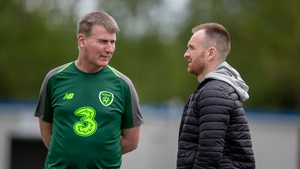 Stephen Kenny's side played out a goalless draw