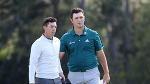 McIlroy and Rahm will be in the same group at Pebble Beach