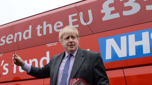 Boris Johnson Wins High Court Challenge Over Brexit Bus Claims