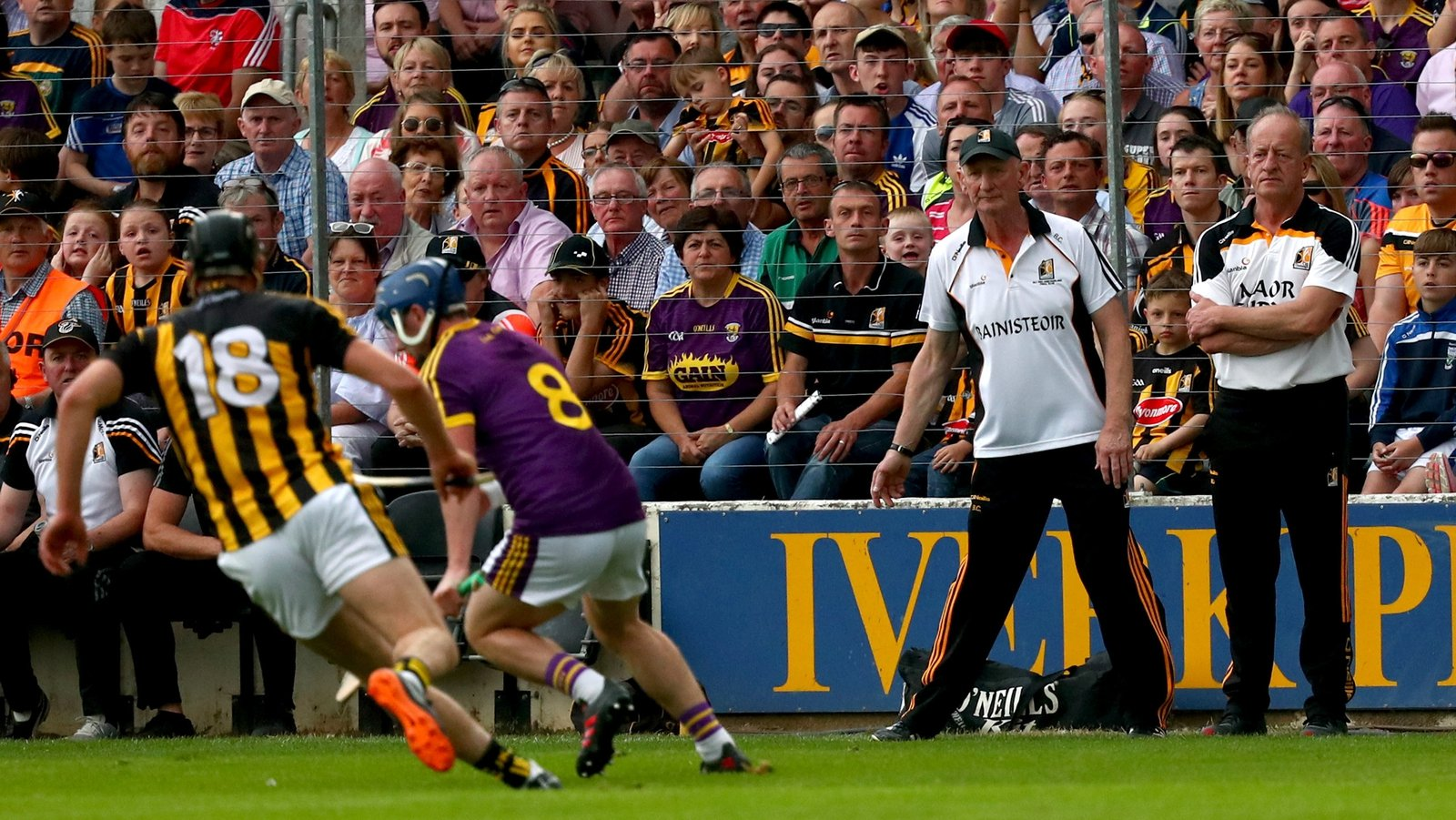 Image - Wexford v Kilkenny is a staple of the Leinster championship