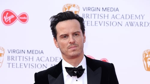 "Andrew Scott: ""I am relieved it is out. The whole thing was shrouded in mystery"""