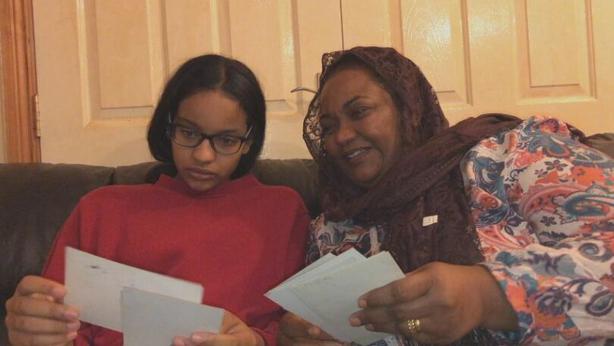 Fathiya and Zeinab