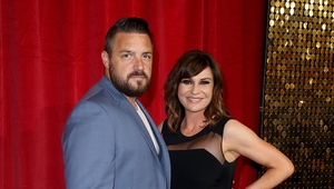 Rudi Coleano and Lucy Pargeter