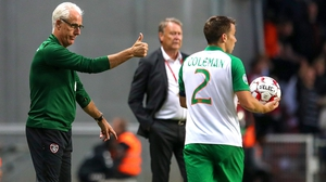 Mick McCarthy paid tribute to a quality Denmark side and said that he was very happy with the away point