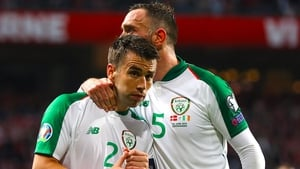 Seamus Coleman wants Ireland to show more positivity