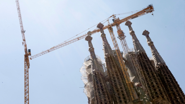 Unfinished church in Spain gets building permit after 137 years