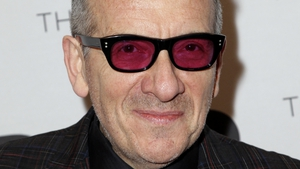 Elvis Costello aka Declan Patrick MacManus said 'I'm pretty tickled.'