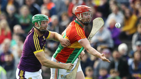 Carlow hurlers have been badly served by the structures
