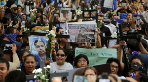 Nicaragua descended into crisis last year, with 325 killed following a crackdown by President Ortega's troops
