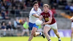 Ger Egan was the top scorer for Westmeath