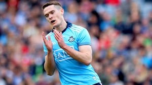 Brian Fenton helped the Dubs to a comfortable win