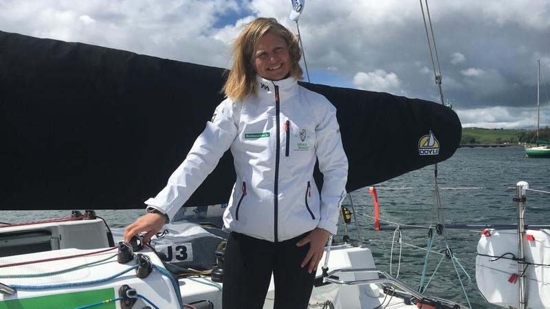 Skipper follows ancestor's journey in sailing race
