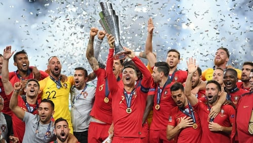 The European champions are coming to Dublin in 2021